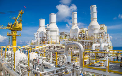 Reserve power for oil refineries