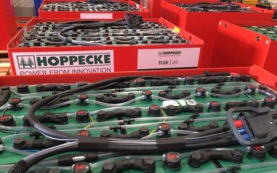 Battery Accessories - Dahbashi Engineering - Hoppecke
